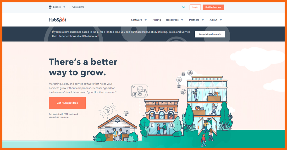 Hubspot-Five-Tools-Everyone-in-the-Lead-Enrichment-Industry-Should-be-Using-Lead-Generation-tools-cooffiz-coworking-space