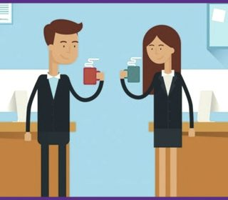 office-etiquette-ethics-one-on-one-meeting-women