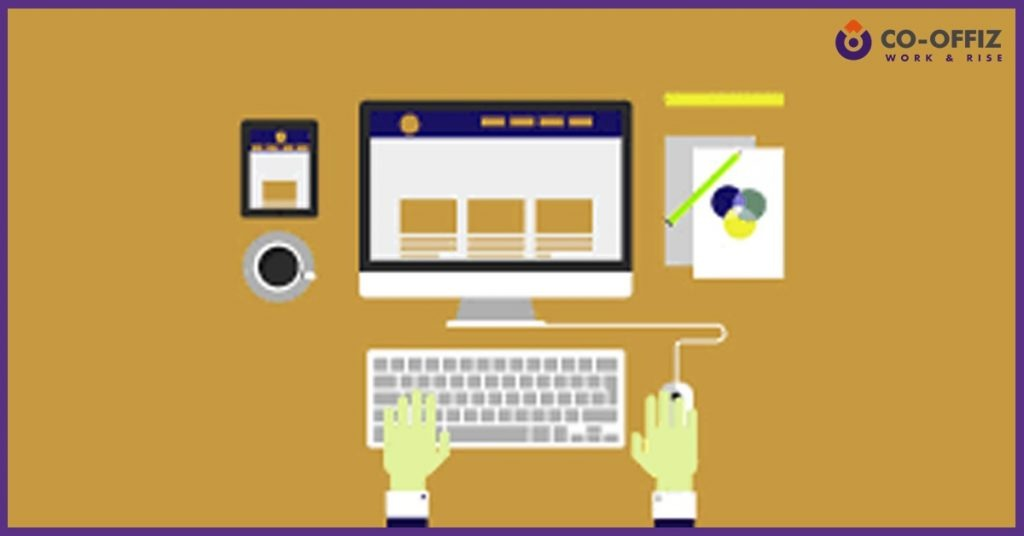 working-solo-coworking-space-delhi-cooffiz-organize-workspace